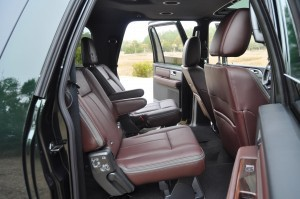 2015 Ford Expedition Platinum EL Interior 18