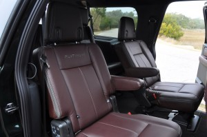 2015 Ford Expedition Platinum EL Interior 19