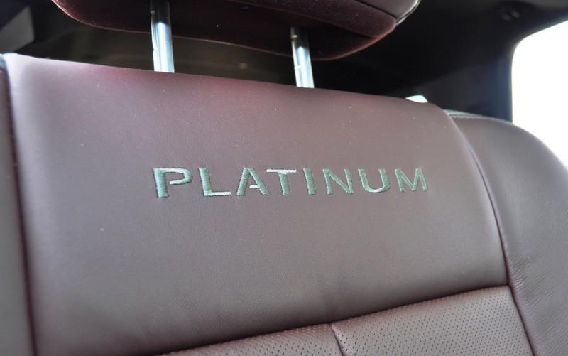 2015 Ford Expedition Platinum EL Interior 20
