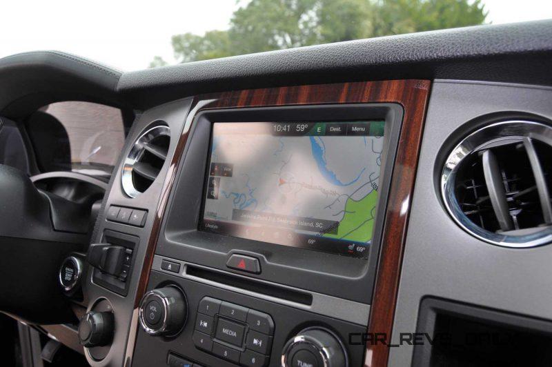 2015 Ford Expedition Platinum EL Interior 24