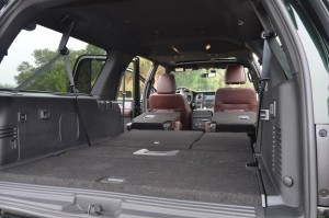 2015 Ford Expedition Platinum EL Interior 3