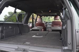 2015 Ford Expedition Platinum EL Interior 3