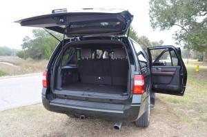 2015 Ford Expedition Platinum EL Interior 6