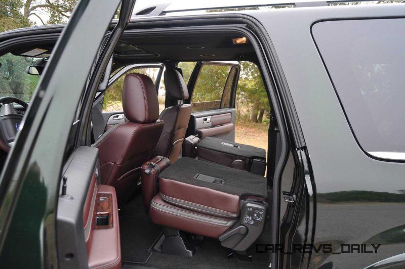 2015 Ford Expedition Platinum EL Interior 8