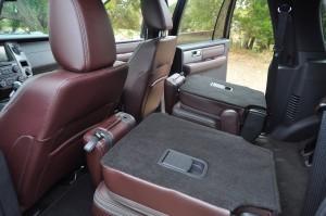 2015 Ford Expedition Platinum EL Interior 9