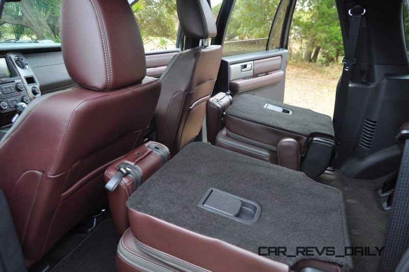 2015 Ford Expedition Platinum EL Interior 9