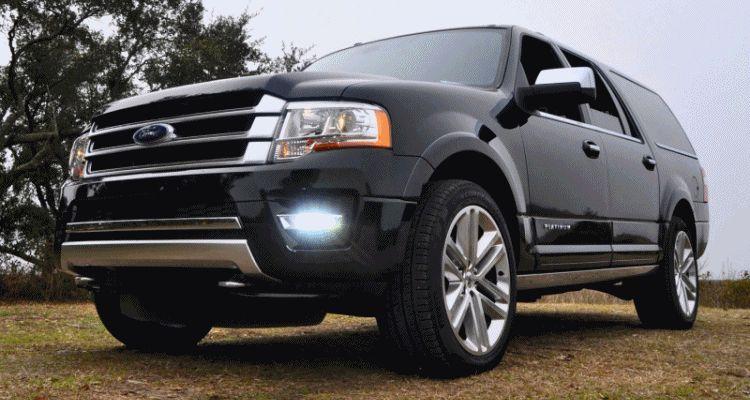 2015 Ford Expedition Platinum EL