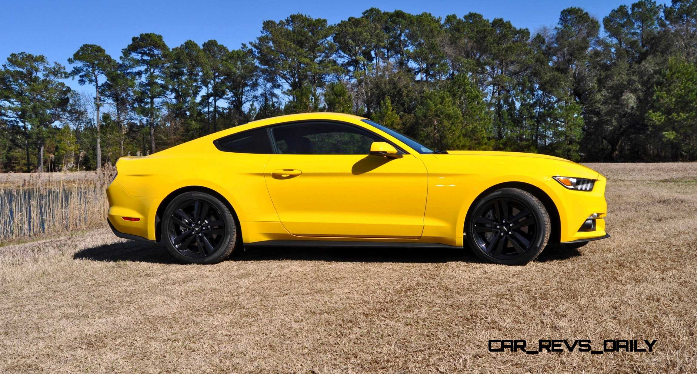 how to jump start 2015 ford mustang
