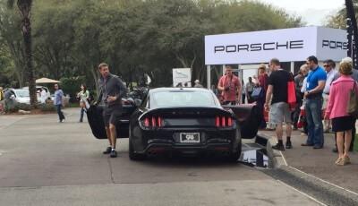 2015 Galpin-Fisker ROCKET Mustang 2