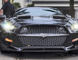 2015 Galpin-Fisker ROCKET Mustang Production Debut + Startup Video