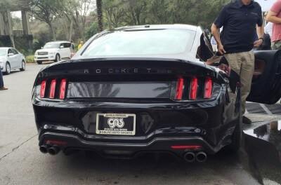 2015 Galpin-Fisker ROCKET Mustang 3