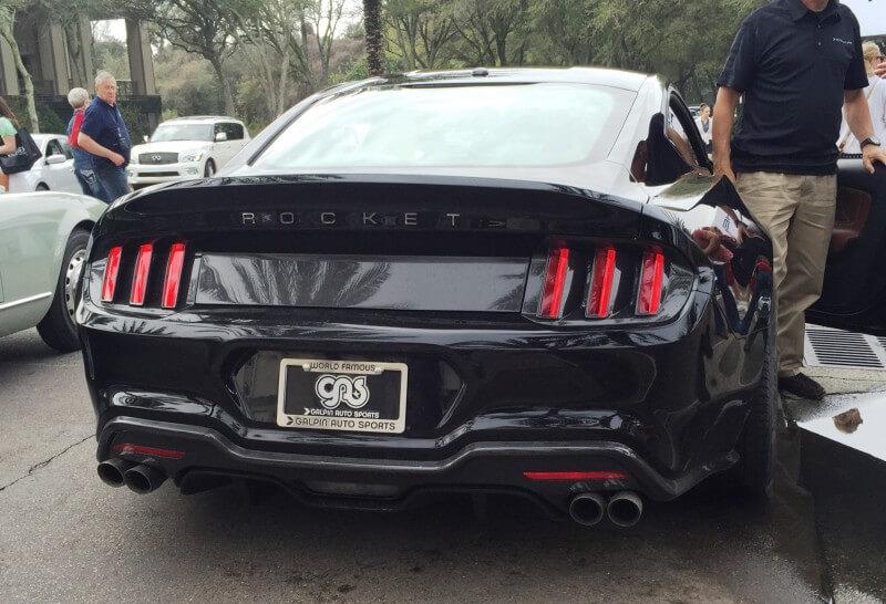 2015 Galpin-Fisker ROCKET Mustang 4
