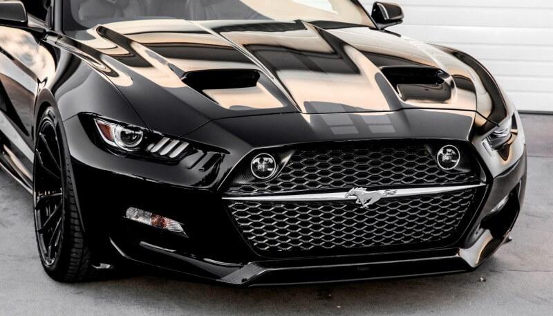 2015 Galpin-Fisker ROCKET Mustang 5
