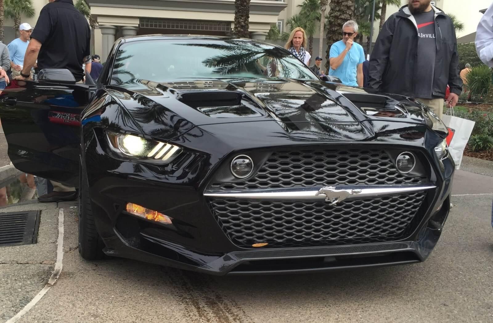 2015 Galpin-Fisker ROCKET Mustang 7