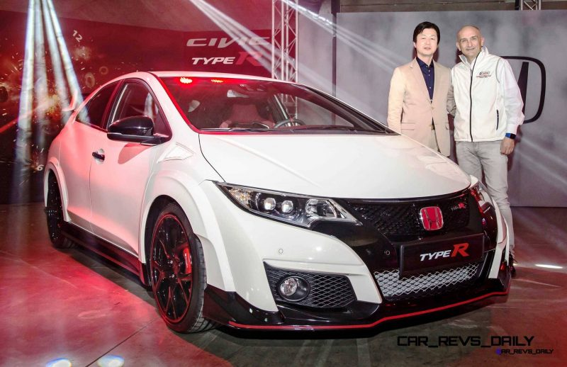 2015 Honda Civic Type R 23