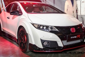 2015 Honda Civic Type R 24