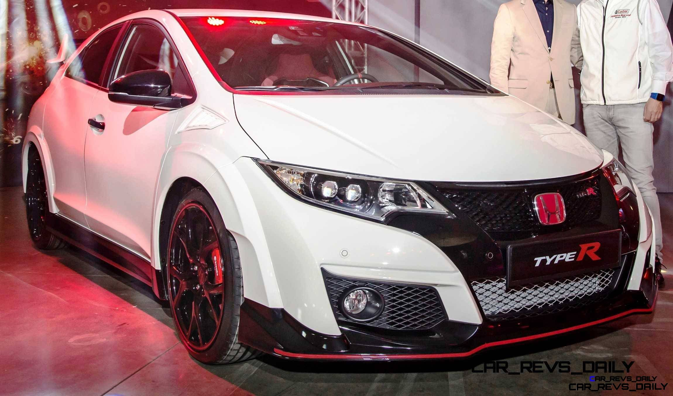 honda civic type