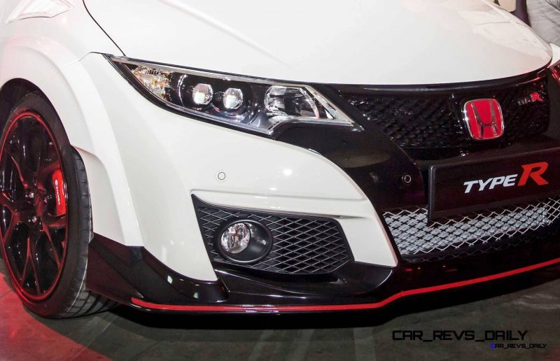 2015 Honda Civic Type R 25