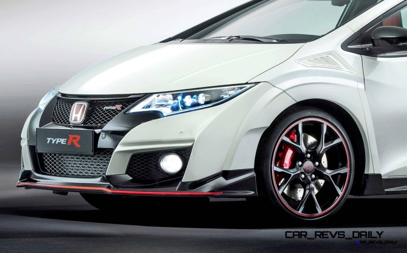 2015 Honda Civic Type R 7