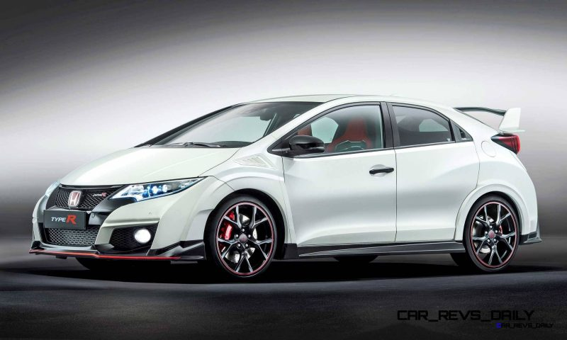 2015 Honda Civic Type R 8