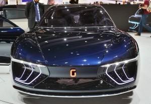 2015 ItalDesign Giugiaro GEA Concept 1
