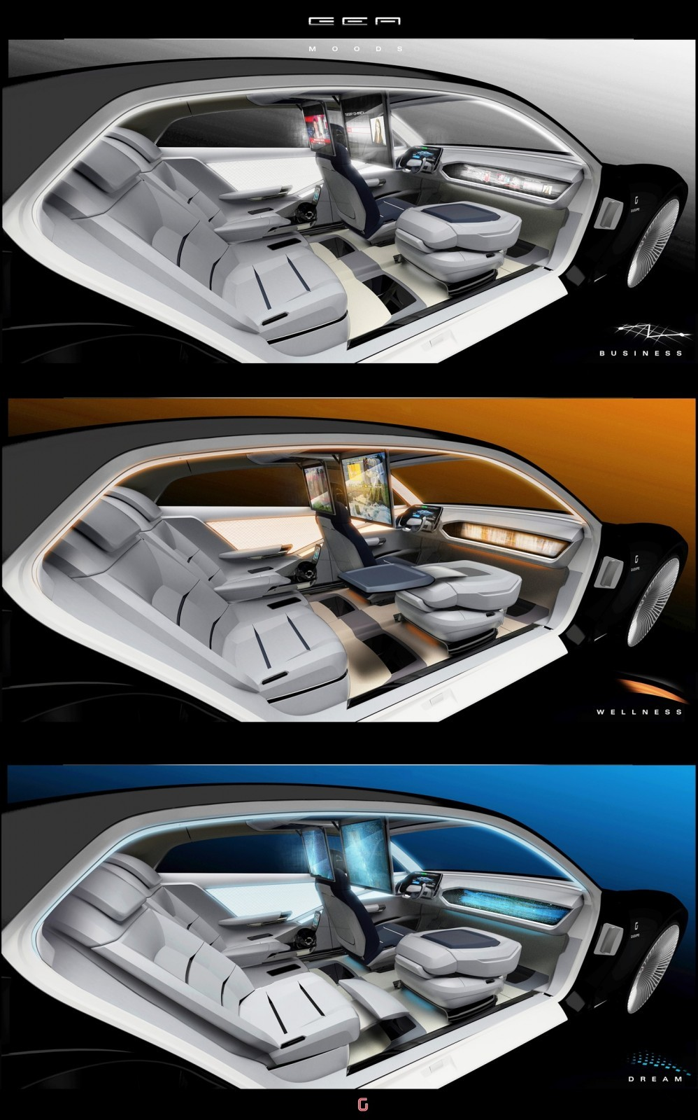2015 ItalDesign Giugiaro GEA Concept 15