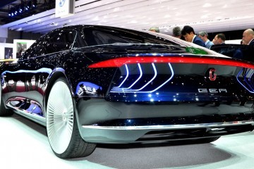 2015 ItalDesign Giugiaro GEA Concept Shows Automated-Driving Limo Ideas