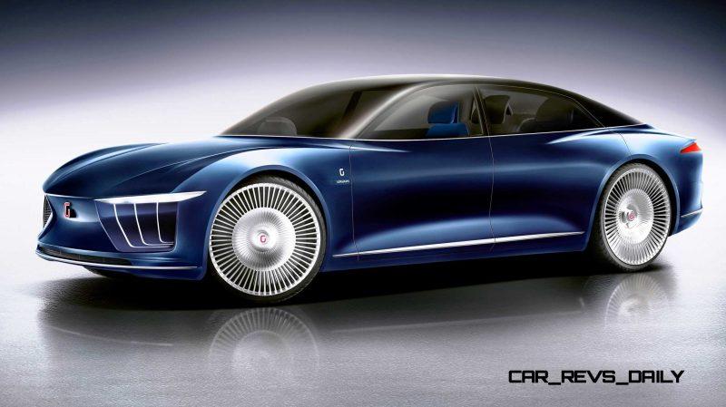 2015 ItalDesign Giugiaro GEA Concept 4