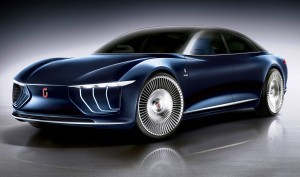 2015 ItalDesign Giugiaro GEA Concept 5