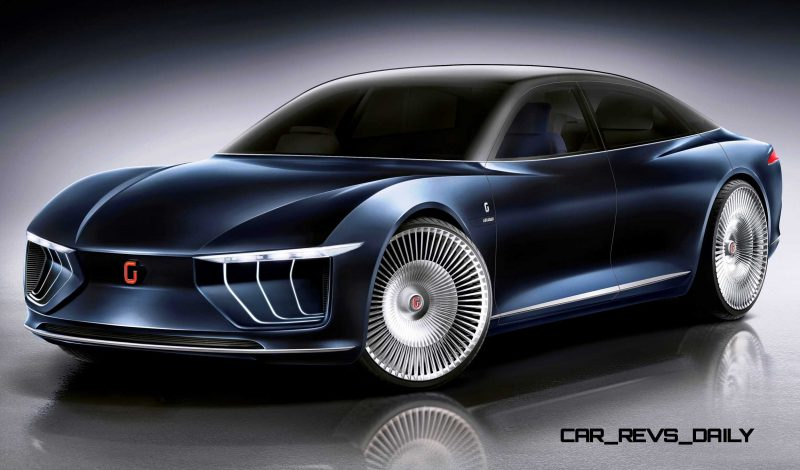 2015 ItalDesign Giugiaro GEA Concept 6