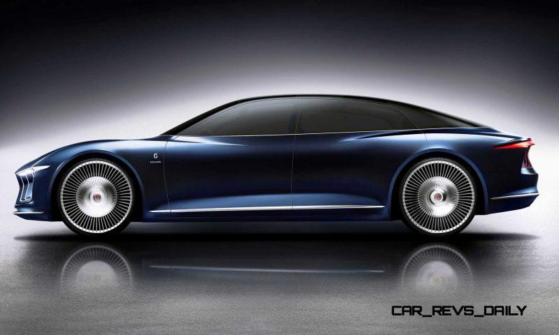 2015 ItalDesign Giugiaro GEA Concept 7