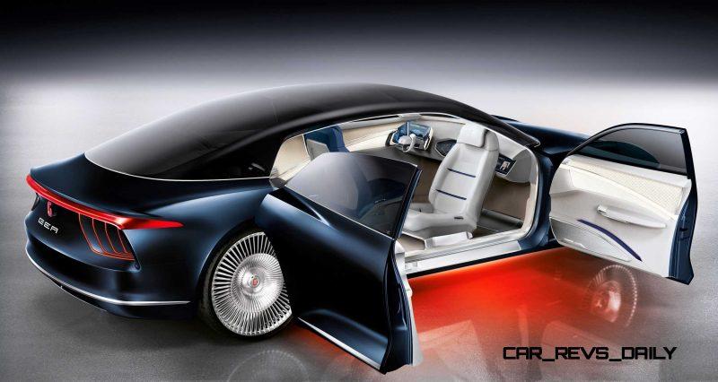 2015 ItalDesign Giugiaro GEA Concept 8