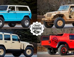 2015 JEEP Moab Concepts Are Cooler Than Ever for Annual Easter Safari