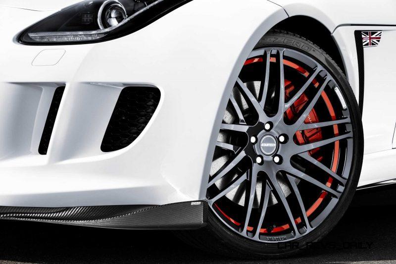2015 Jaguar F-Type by STARTECH 10