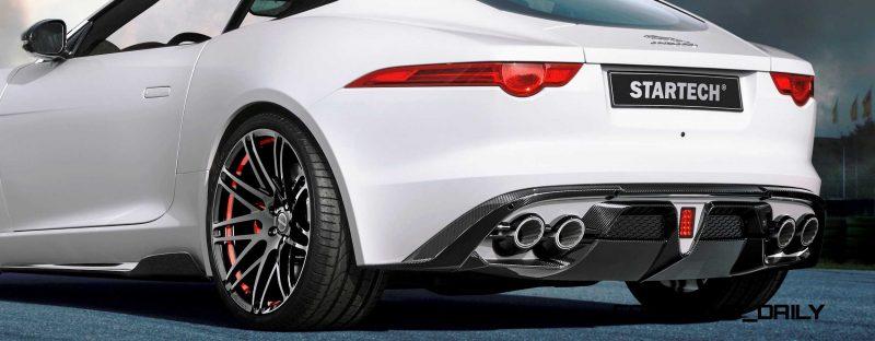 2015 Jaguar F-Type by STARTECH 7