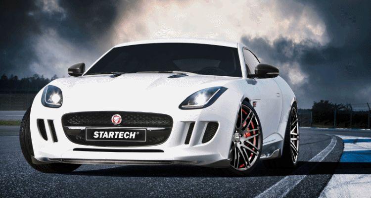 2015 Jaguar F-Type by STARTECH