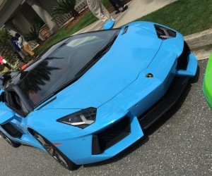 2015 Lamborghini Aventador Roadster  1
