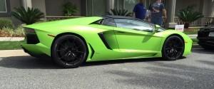 2015 Lamborghini Aventador Roadster  21