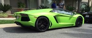 2015 Lamborghini Aventador Roadster  24