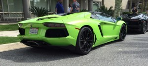 2015 Lamborghini Aventador Roadster  28