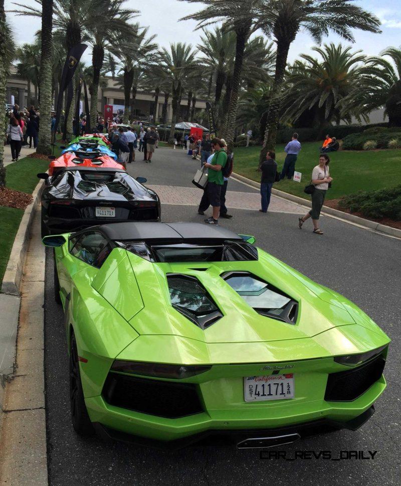 2015 Lamborghini Aventador Roadster  39