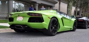 2015 Lamborghini Aventador Roadster  48