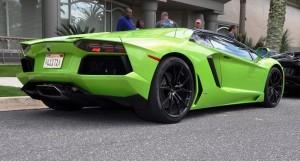 2015 Lamborghini Aventador Roadster  49