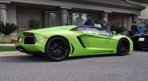 2015 Lamborghini Aventador Roadster  51