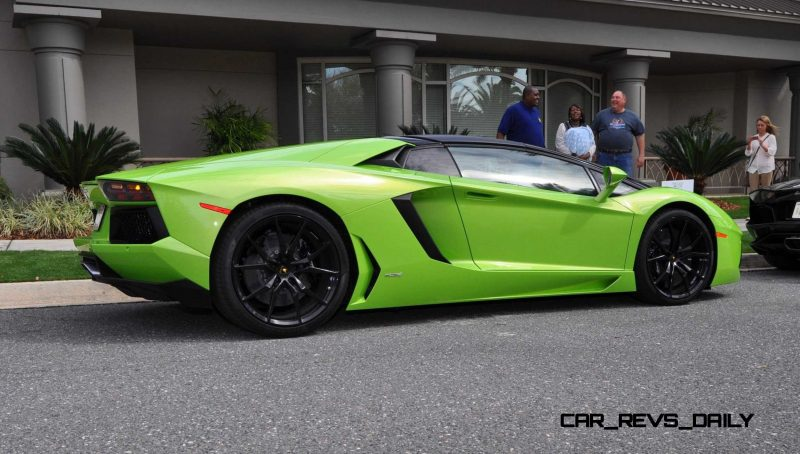 2015 Lamborghini Aventador Roadster  52