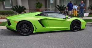 2015 Lamborghini Aventador Roadster  54