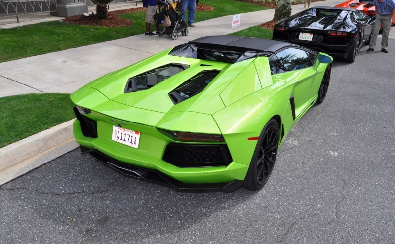 2015 Lamborghini Aventador Roadster  56