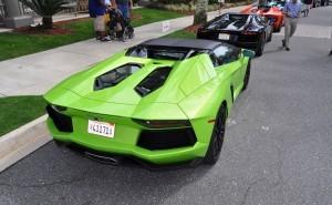 2015 Lamborghini Aventador Roadster  57