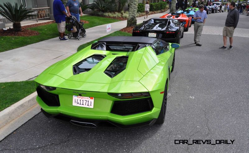 2015 Lamborghini Aventador Roadster  58