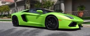 2015 Lamborghini Aventador Roadster  69